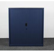 Aspa Aspa Roldeurkast Blauw   137 x 120 x 47 cm