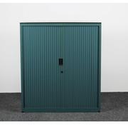 Aspa Aspa Roldeurkast Groen   137 x 120 x 47 cm
