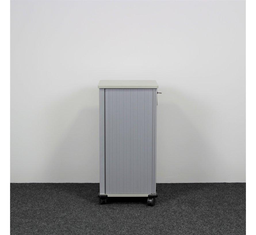 Steelcase Werndl Trolley Grijs - 106 x 46 x 51 cm