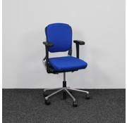 Ahrend Ahrend 230 Bureaustoel Blauw | Nieuw Gestoffeerd