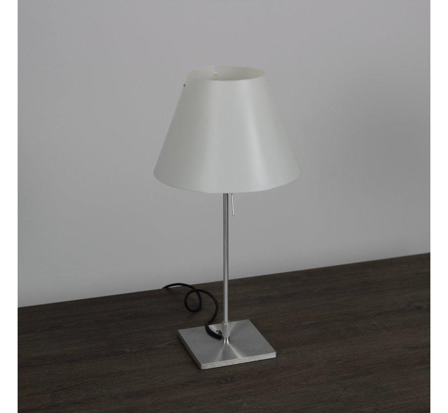 Luceplan Costanzina Bureaulamp Tafellamp Wit
