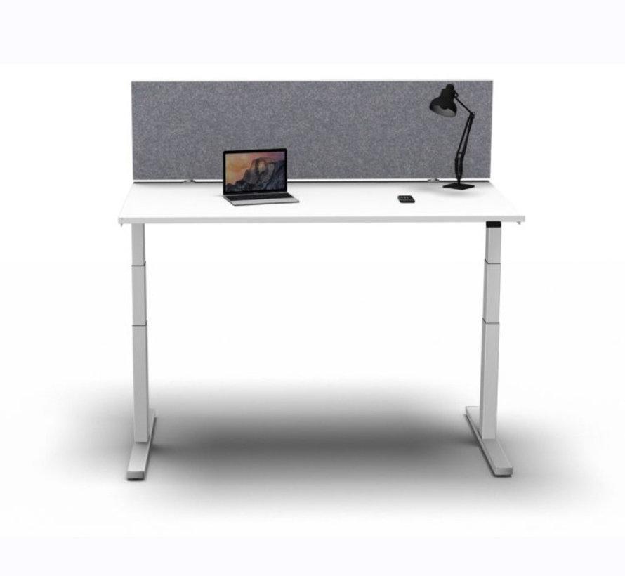 Akoestisch Bureauscherm No-Noise - 140 cm Breed