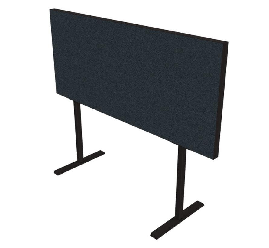 Akoestische Bureaudivider No-Noise - 140 cm Breed