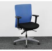 Interstuhl Interstuhl Ataros Bureaustoel Zwart/Blauw