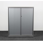 Ahrend Ahrend Roldeurkast Aluminium   142 x 120 x 45 cm