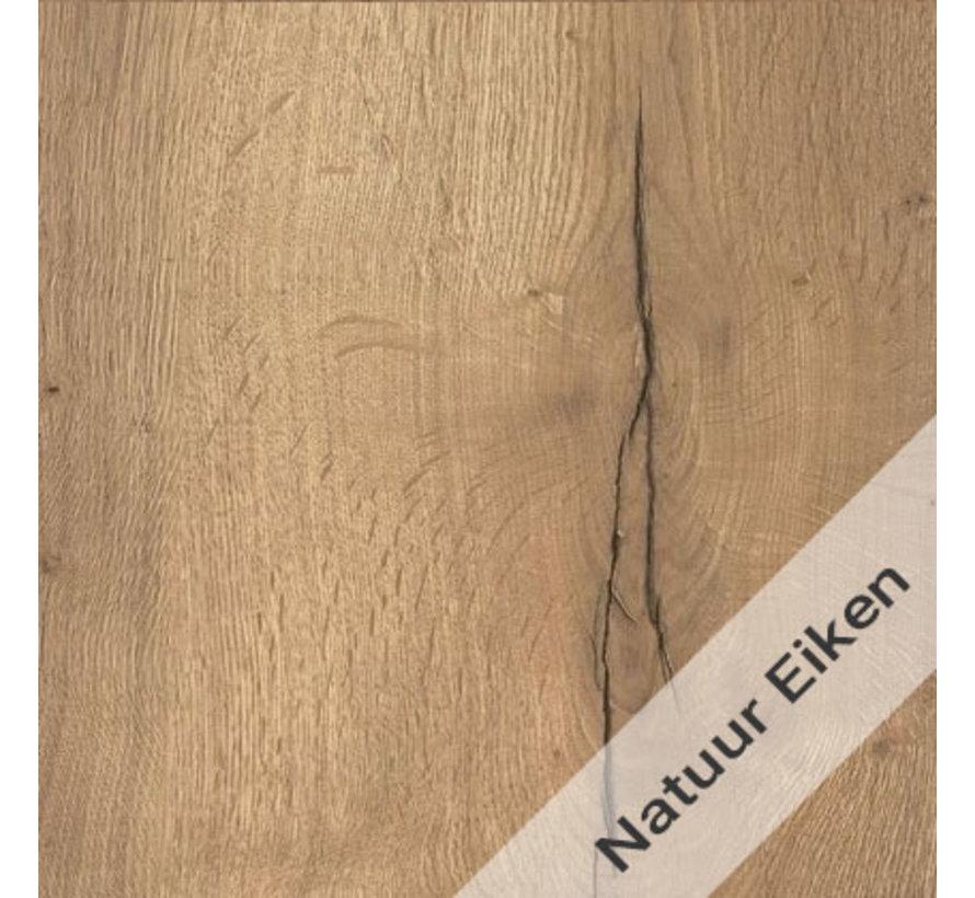 Bureaublad Natuur Eiken - Diverse Maatvoeringen