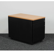 Ahrend Ahrend Ladeblok Zwart 3 - Laden | 58 x 42 x 76 cm