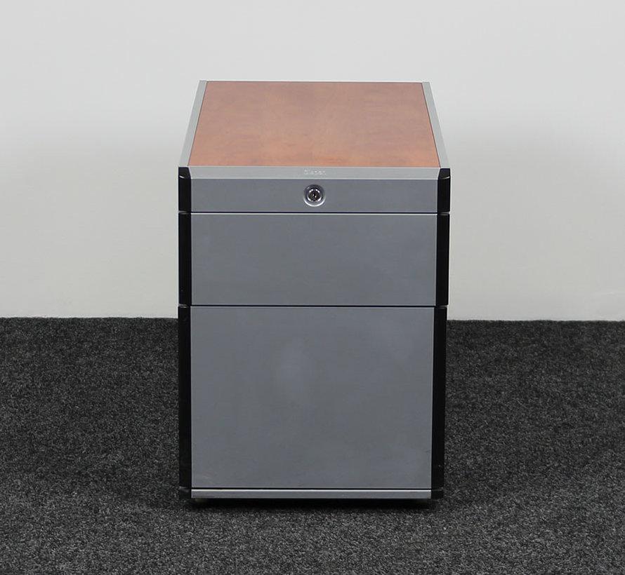 Gispen Octa Standcontainer   58 x 42 x 80 - Kersen