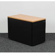 Ahrend Ahrend Ladeblok Zwart 4 - Laden | 58 x 42 x 76 cm