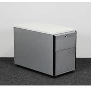 Gispen Gispen Octa Standcontainer 3-Laden | 58 x 43.5 x 80 cm - Nieuw Wit Blad