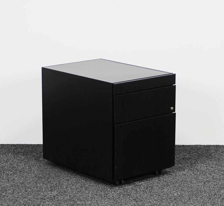 Gispen LB Ladeblok Zwart 50 x 43 x 60 cm