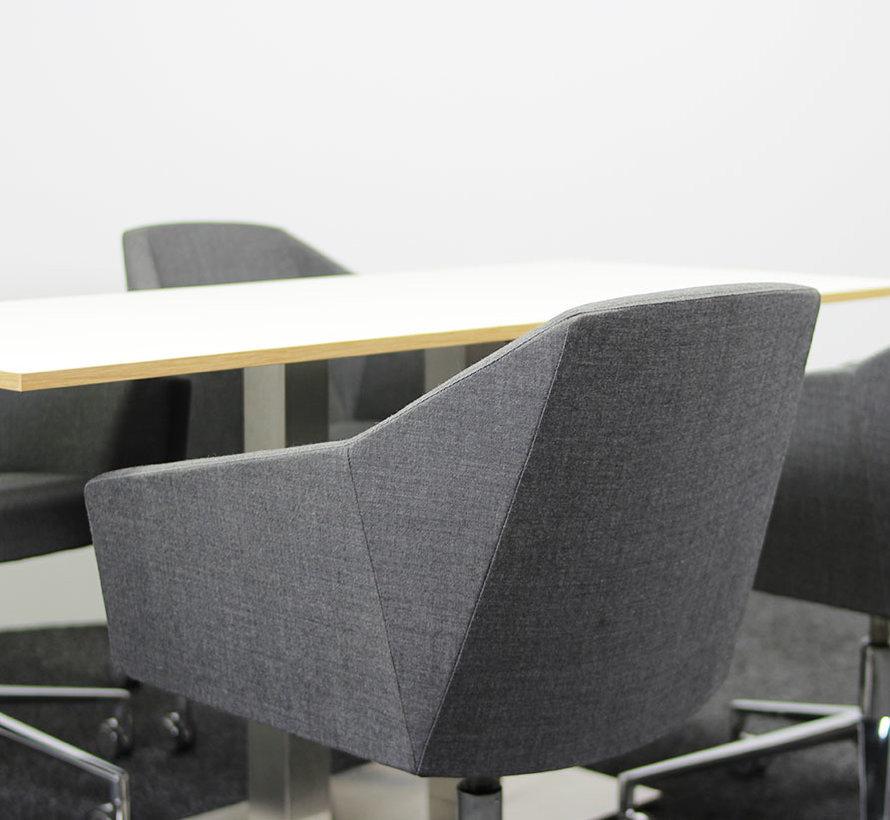 Casala Parker VI Design Stoel Grijs