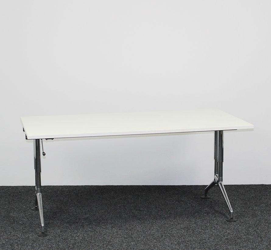 Vitra Ad Hoc Bureau 160x80 cm - Nieuw Bureaublad