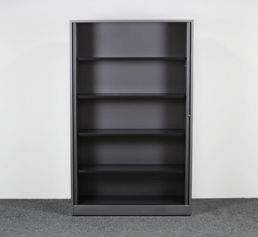 Ahrend Roldeurkast Antraciet   195 x 120 x 45 cm