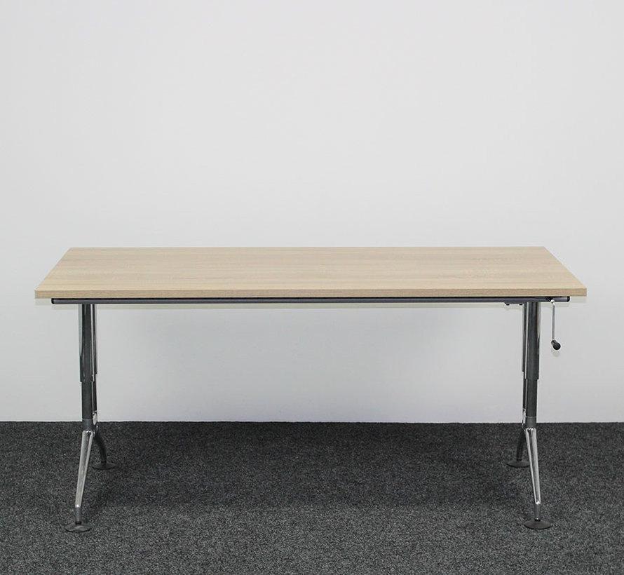 Vitra Ad Hoc Bureau 120x80 cm - Nieuw Bureaublad