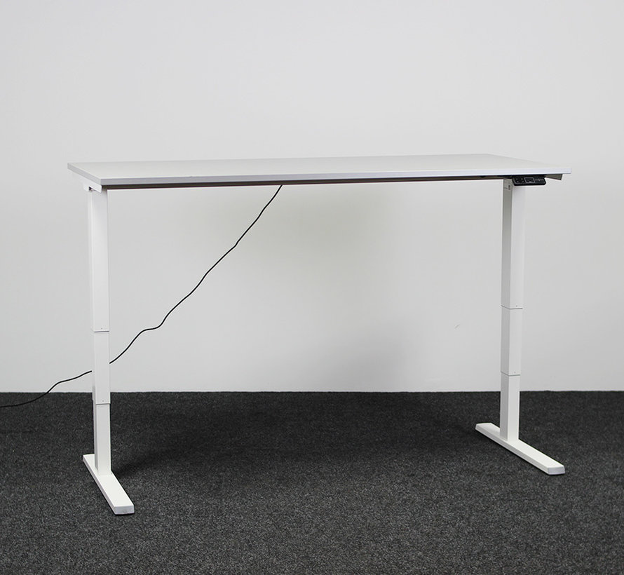 Elektrisch Zit-Sta Bureau Haworth - 180 x 80 cm