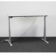 Actiforce Actiforce Zit-Sta Bureau Wit Blad - 160 x 80 cm