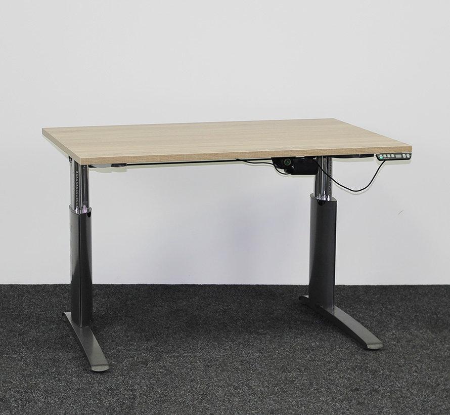 Vepa Elektrisch Zit-Zit Bureau - 120 x 80 cm | Nieuw Bureaublad