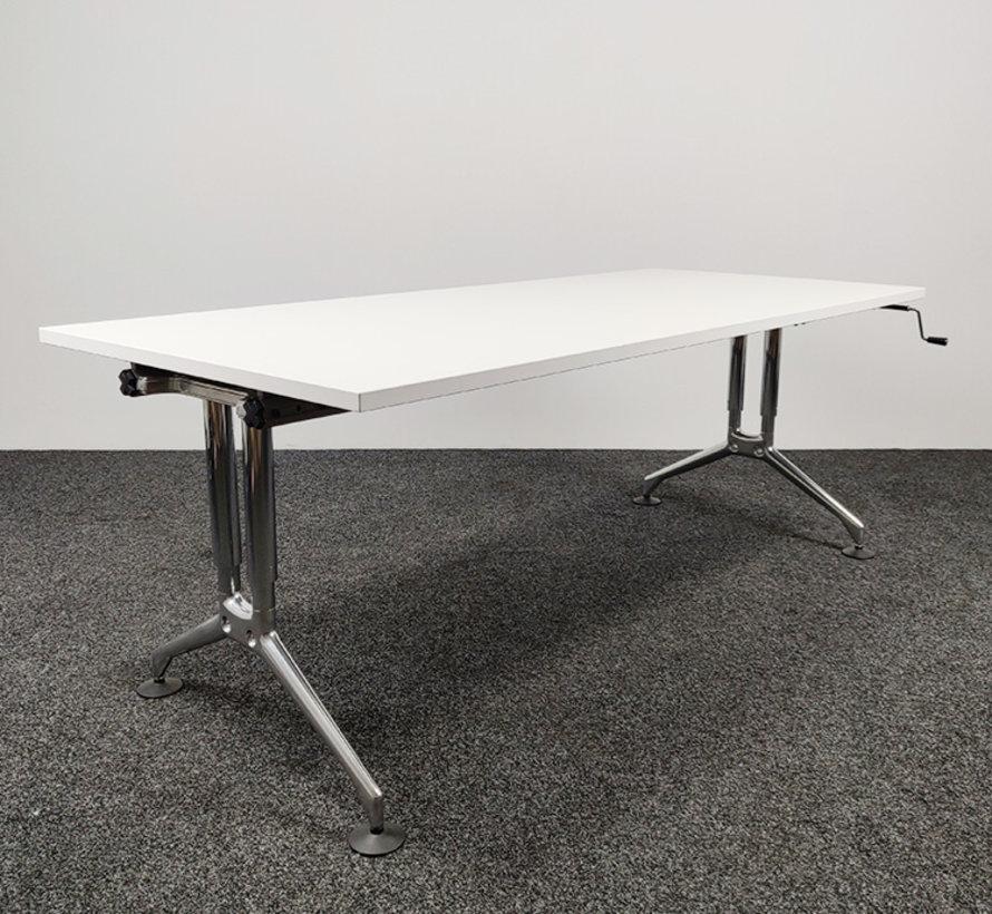 Vitra Ad Hoc Bureau 140x80 cm - Nieuw Bureaublad
