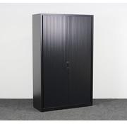 Aspa Aspa Roldeurkast Zwart | 195 x 120 x 47 cm