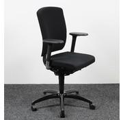 Sitag Sitag EL 100 Bureaustoel Zwart (NEN EN 1335)