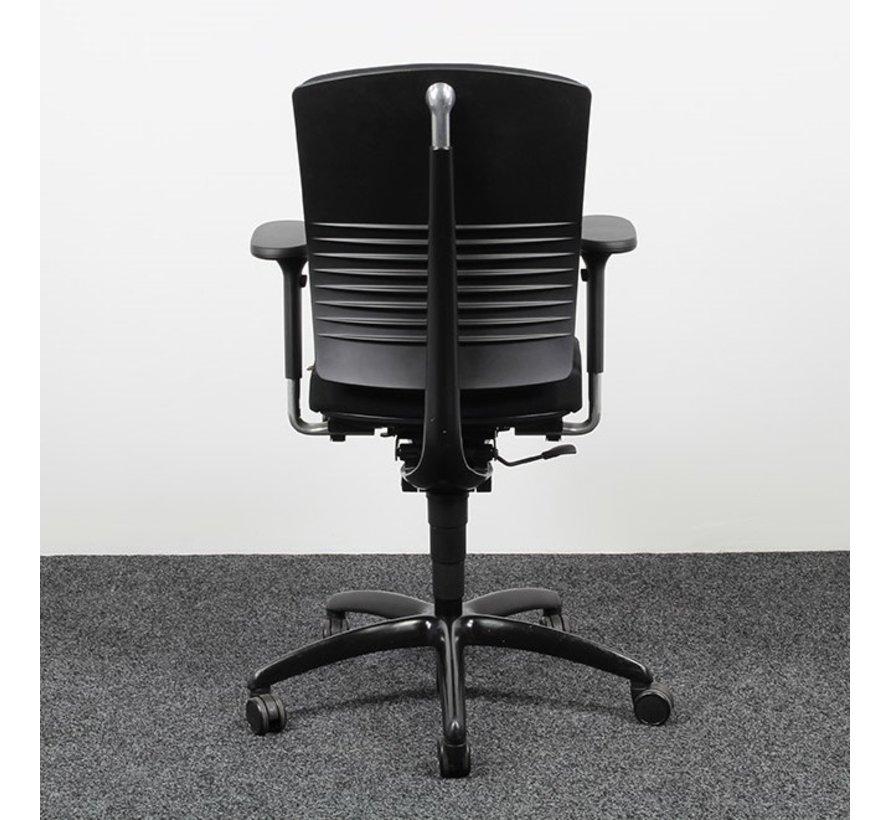 Sitag EL 100 Bureaustoel Zwart (NEN EN 1335)