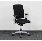 Dauphin Dauphin Extender Bureaustoel | Nieuwe Zwarte Stof