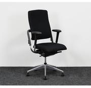 Rohde & Grahl Grahl Xenium Bureaustoel Zwart - Nieuwe Bekleding