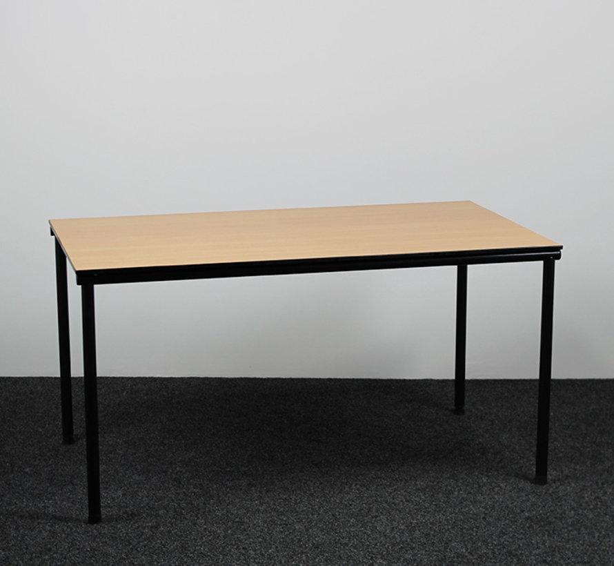 Ahrend Kantinetafel Beuken Blad - 140x80 cm
