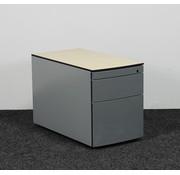 Aspa Aspa Ladeblok Aluminium 3-laden | 54 x 42 x 79 cm
