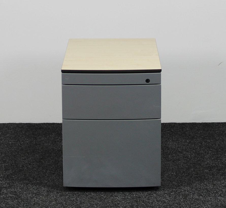 Aspa Ladeblok Aluminium 3-laden | 54 x 42 x 79 cm