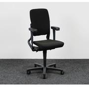 Ahrend Ahrend 230 Bureaustoel Zwart | Nieuw Gestoffeerd