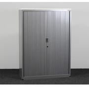 Aspa Aspa Roldeurkast Grijs | 165 x 120 x 47 cm - Nieuw Topblad