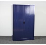 Voortman Roldeurkast Blauw | 195 x 120 x 47 cm
