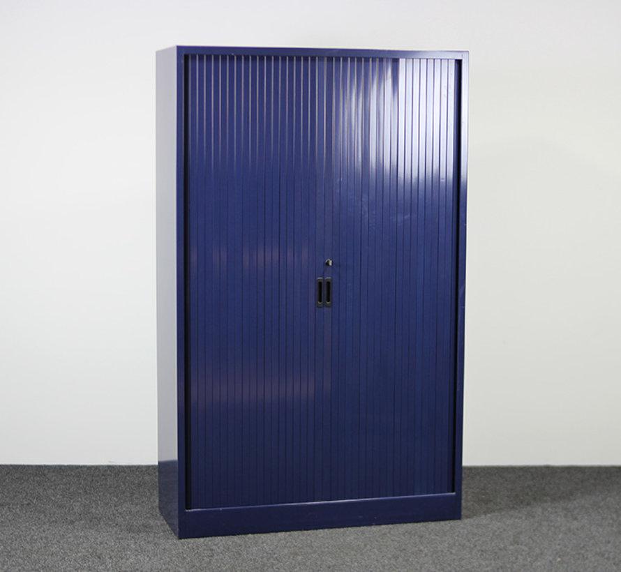 Roldeurkast Blauw | 195 x 120 x 47 cm