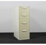 Lamers Kantoormeubelen Dossierladekast Crème | 133 x 46 x 74 cm