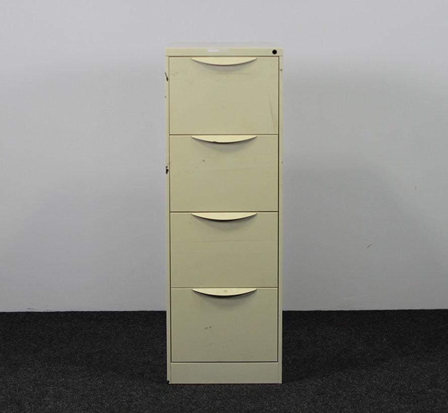 Dossierladekast Crème   133 x 46 x 74 cm