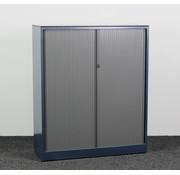 Ahrend Ahrend Roldeurkast Blauw   142 x 120 x 45 cm