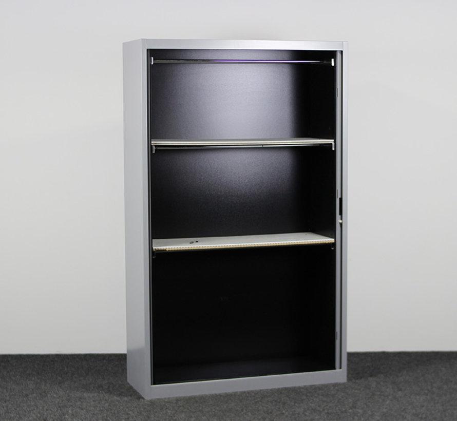Voortman Roldeurkast Grijs   195 x 120 x 45 cm