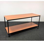Aspa Aspa Verrijdbare Tafel - 200 x 80 cm