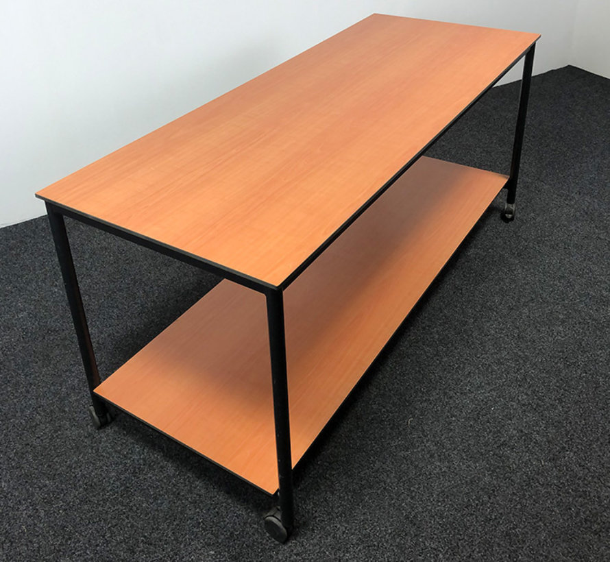 Aspa Verrijdbare Tafel - 200 x 80 cm
