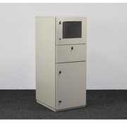 Eldon Eldon Industriële Computerkast Grijs | 160 x 60 x 77 cm