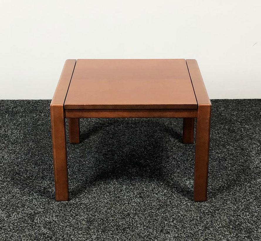 Dietiker Vierkante Salontafel Hout | 53 x 60 x 42 cm