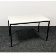 Lamers Kantoormeubelen Kantinetafel Wit Blad - 120 x 70 cm