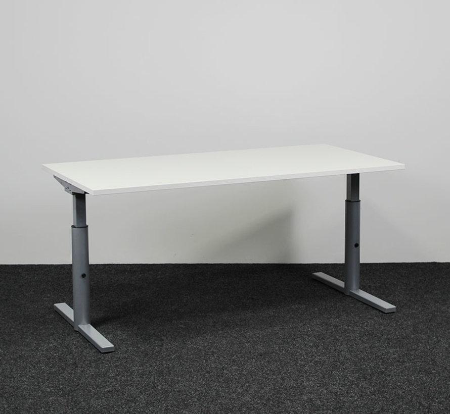 Gispen TM Knopbureau - 180 x 80 cm - Blad naar keuze