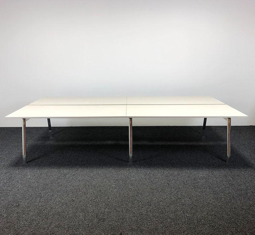 4-Delige Werkplek 320 x 170 cm