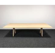Lamers Kantoormeubelen Scandinavisch Design Tafel - 300 x 120 cm