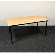 Lamers Kantoormeubelen Kantinetafel Beuken - 160 x 80 cm