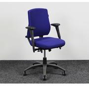 BMA Ergonomics BMA Axia Profit Bureaustoel Blauw | Gereinigde Stof