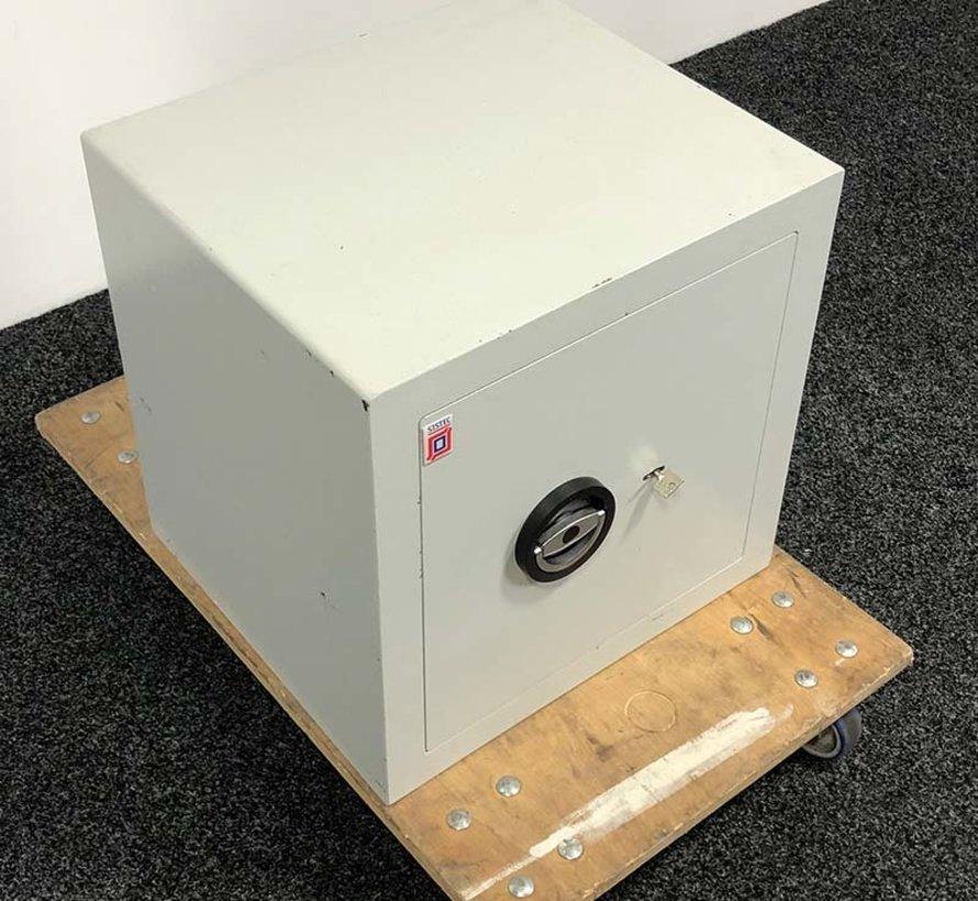 Sistec Kluis MT4+ - Sleutelslot - 46 x 45 x 40 cm
